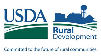 U.S. Department of Agriculture Rural Development Logo