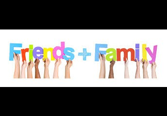 5/21 FRIENDS AND FAMILY THURSDAY!