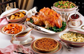 THANKSGIVING MEAL SERVED-NOVEMBER 21st IN CAFETERIA