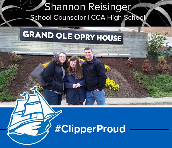 Shannon Reisinger Staff Spotlight