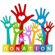 Hand sanitizer Donations