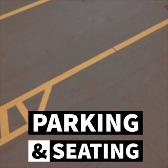 Parking and Seating Graphic