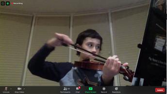 Recital de Orquesta del 5to Grado