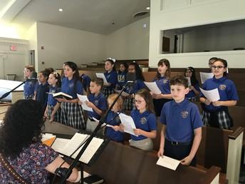 2 Choir Opportunities