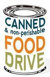 Canned Food Drive: A Big Success