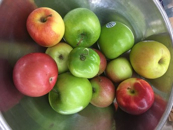 When is an apply not an apple?