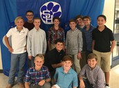 Junior High Student Council Holds Back to School Dance