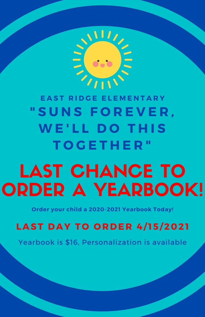 last chance to order a yearbook sign