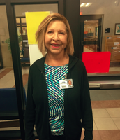 Carol Holguin- Receptionist