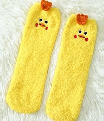 Mrs. Wheeldon Needs Your FLEECE Socks!