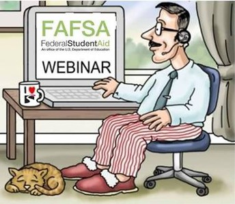 Completing the FAFSA Webinar for Senior Academy Credit