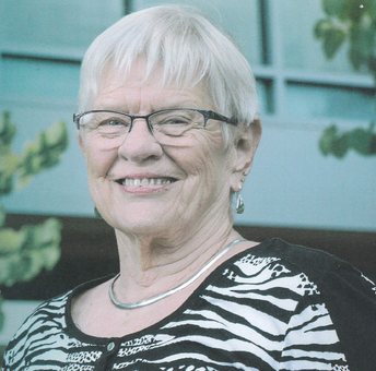 Margaret Daley, Administrative Assistant for Engineering and Computer Science