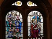 vetrate della cattedrale