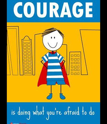 March Character Trait:  Movies That Inspire Courage
