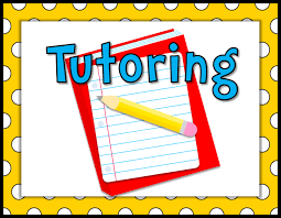 No After School Tutoring the week of Dec. 16-19 and Jan. 7-10!!