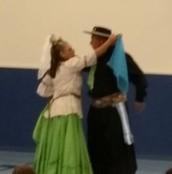 Herencia Hispana - Baile Argentino