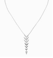 Arrow Drop Necklace