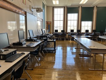 The Computer Lab is Open Again!
