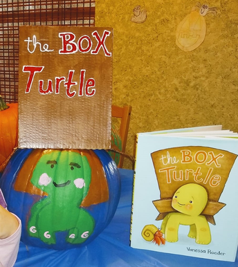 The Box Turtle by: McKayla D