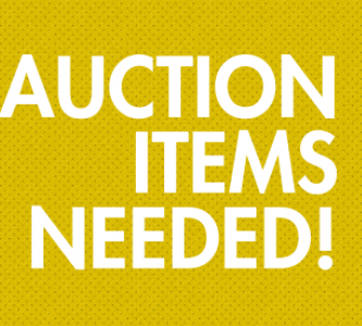 DONATE AN AUCTION ITEM!