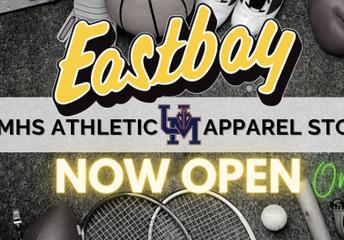 Support UM Athletics - shop online