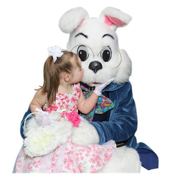 April 7th at Rolling Oaks Mall--Sensory Friendly Easter Bunny