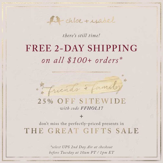 FREE 2-day shipping + 25% off!! | Smore Newsletters