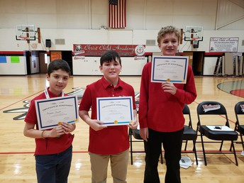 CCA Geography Bee