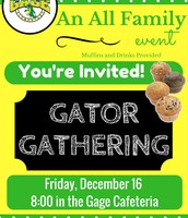 Gator Gathering - All Family Breakfast