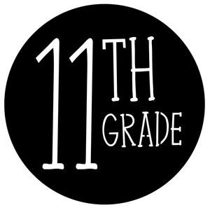 11th Grade Information