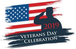 Veteran's Day at Millburn Elementary