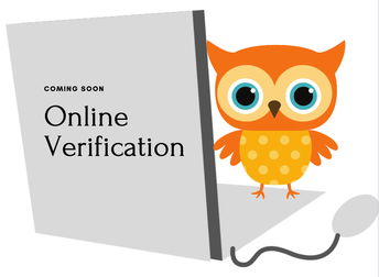 Online Verification is Coming Soon