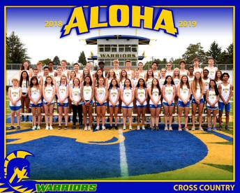 Boys and Girls Cross Country go to State