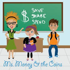 Ms. Money and the Coins Assembly