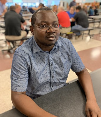 Alphonse Yapo, HHS North,  Geometry and Pre-Calculus )