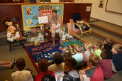 Storytime with Mrs. Moore