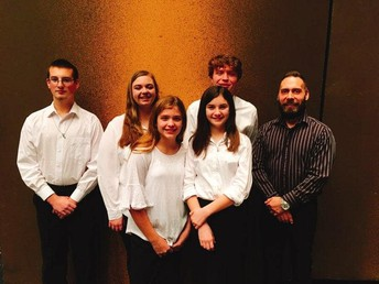 Students perform in Scioto Co. Honors Band