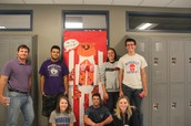 Door Decorating Winners!