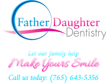 Father Daughter Dentistry