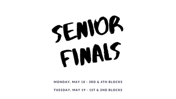 Senior Finals