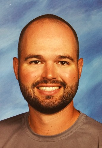 Justin Stringer - PE Teacher
