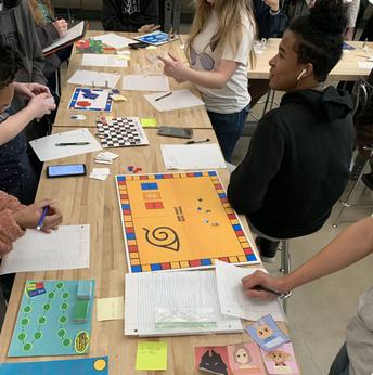 Graphic Design Makes Board Games