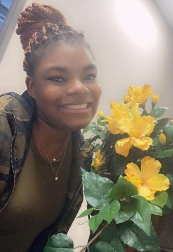 Timneshia Harris - T&L Graduate Student of the Year: