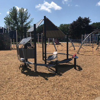 New Playground Addition