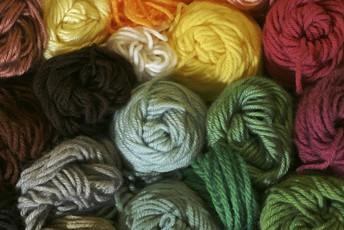 Stitches! Knitting