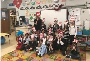 Edward Tulane visited Mrs. Kannass Senior Kindergarten Class