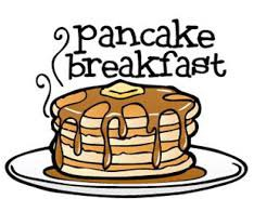 Come to the Pancake Breakfast tomorrow