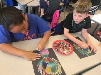 2nd Grade Picasso