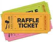 Raffle Tickets and My Holiday Fair