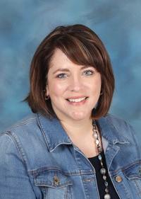 Carolyn Payne, guidance counselor